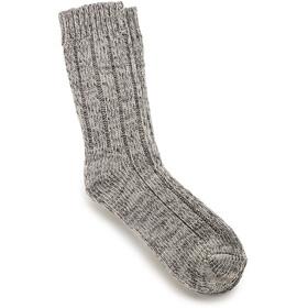 Birkenstock Cotton Twist Socks Dame Light Gray